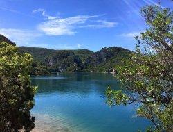vacances en camping gorges du Verdon