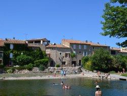 camping dans le Minervois en Occitanie