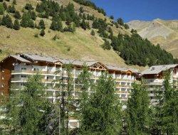 Location vacances station de ski La foux d'allos