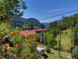 Gite a louer dans la vallée du Doubs.