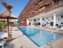 Residence de vacances avec piscine chauffée Hérault
