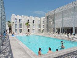 Résidence de vacances au Cap d'Agde.