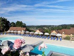 Location de vacances avec piscine à Sarlat
