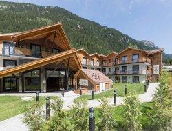 Résidence de tourisme à Chamonix Mont Blanc.