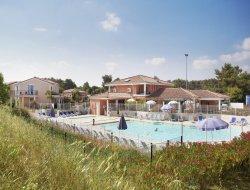 Residence de vacances avec piscine chauffée 13.