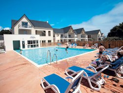 Residence de vacances golfe du Morbihan.