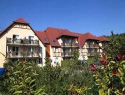 Residence de vacances avec piscine chauffée en Alsace