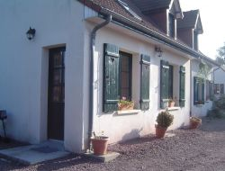 Holiday cottage near Arras