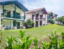 Location en résidence de vacances à St Jean de Luz.