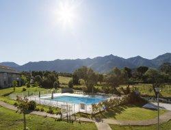 Residence de tourisme à Saint Florent en Corse.