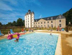 Locations de vacances avec piscine chauffée morbihan