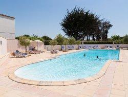 Location de vacances avec piscine sur l'Ile de Ré.