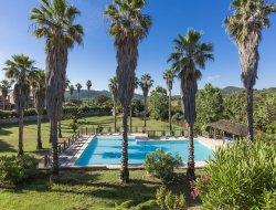 Résidence de vacances en Corse du Sud.