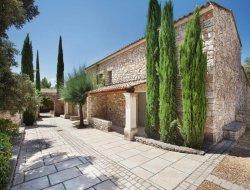Location vacances avec piscine chauffée dans le Vaucluse.