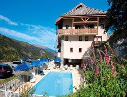 Résidence de tourisme à Valmeinier Savoie.