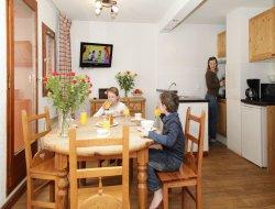 Locations en résidence de vacances Tignes Val Claret.