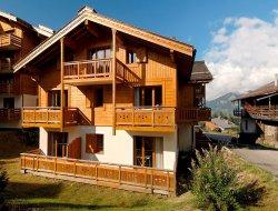 Residence de vacances près de Megève, Haute Savoie.