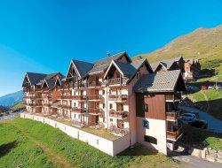 Locations vacances station de Valmeinier en Savoie