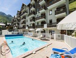 Résidence de vacances avec piscine chauffée en Savoie