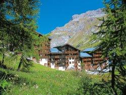 Residence de vacances à Val d'Isère.