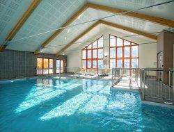 Résidence de vacances piscine chauffée dans les Hautes Alpes.