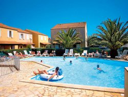 Locations en residence de vacances près des plage de l'Hérault.