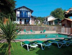 Résidence de vacances Urrugne Pays Basque.
