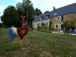 Gite a louer près de St Malo en Bretagne.