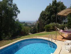 Villa avec piscine a louer a Ajaccio en Corse