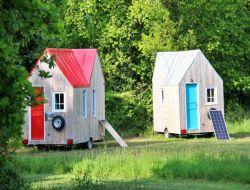 Location de tiny house dans les Côtes d'Armor
