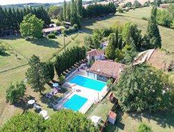 Village de gites dans le Lot et Garonne