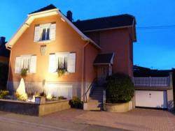 B & B near Strasbourg in Alsace, France. near Dambach la Ville