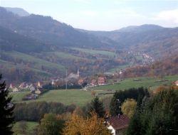 Location de gites à Steige dans le Bas-Rhin