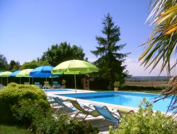 Holiday village in the Gers, Midi Pyrenees