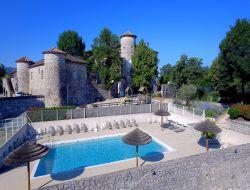 Village de gites dans l' Ardèche