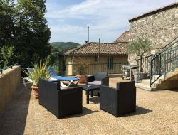 Aigueze Location d'appartements en Ardeche