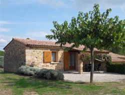 Holiday village in Ardeche, south of France. near Laurac en Vivarais
