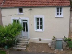 Holiday cottage in Yonne, Burgundy near Saint More
