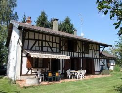 Accommodation in haute Marne in the Champagne ardennes.