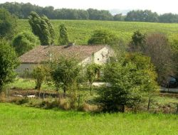 Bed & breakfast in Pardaillan Gironde near Beaugas