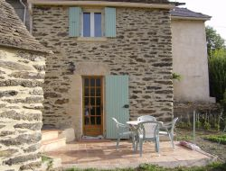 Holiday cottages in Lozere, Cevennes near Florac
