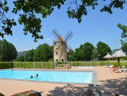 Location en village de vacances en Ardeche