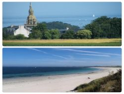Holiday accommodation in Finistere and Brittany near Locmaria Plouzané