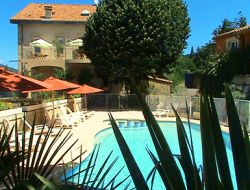 Village of gites for holidays in Ardeche