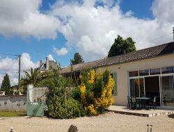 Bed and Breakfast in Charente-Maritime near Perignac