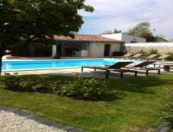 B&B in Saint Vivien near Chatelaillon Plage