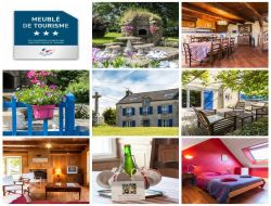 Self catering gite in Morbihan, Brittany near Noyal Muzillac