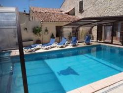 Holiday home in Herault near Quarante