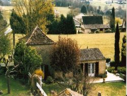 Rural cottage in Dordogne near Monsac