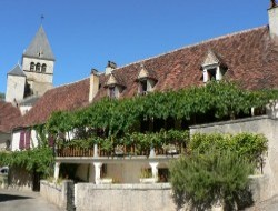 Holiday cottages for a group in Lot near Grèzes